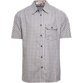 axant Alps Travel Shirt Agion Active Herren grey check